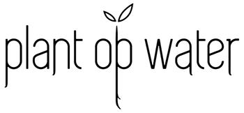 Plant op Water